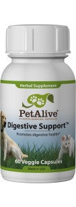 PetAlive Digestive Support™ for Cat & Dog Digestive Health