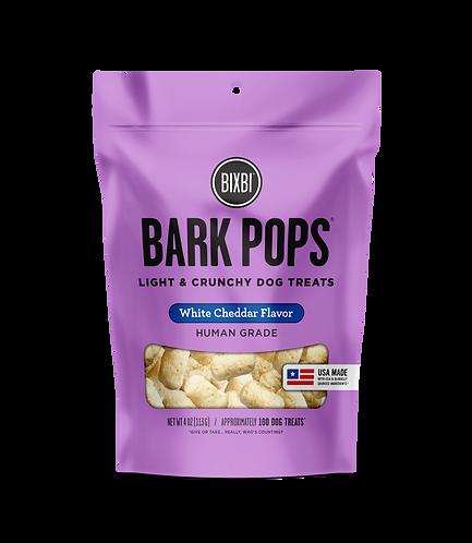 BIXBI BARK POPS WHITE CHEDDAR - 4oz