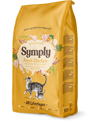 Fresh Chicken - For Cats