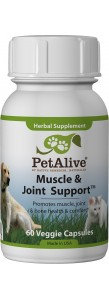 PetAlive Muscle & Joint Support™ for Ease of Movement