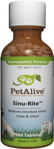 PetAlive Sinu-Rite™ for Sinus Infection Symptoms