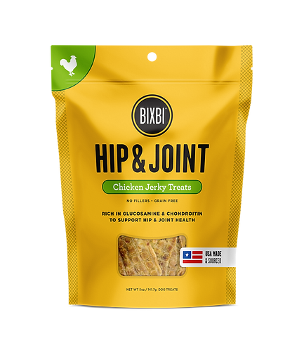 BIXBI HIP AND JOINT CHICKEN - 5oz
