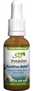 PetAlive RuniPoo Relief™ for Pet Diarrhea Symptoms