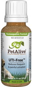 PetAlive UTI-Free™ for Urinary & Bladder Problems