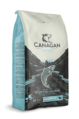 Canagan Scottish Salmon For Small Breed Dogs