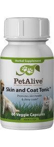 PetAlive Skin and Coat Tonic™ for Pet Skin Health & Shine