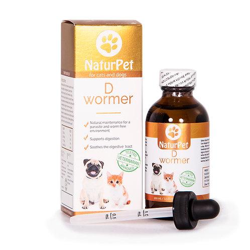 NaturPet D-Wormer