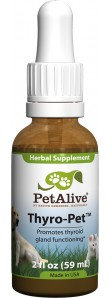 PetAlive Thyro-Pet™ for Cat & Dog Thyroid Health