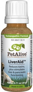 PetAlive LiverAid™ for Liver Health in Dogs & Cats