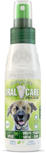 Petzlife Oral Care Spray (Peppermint)