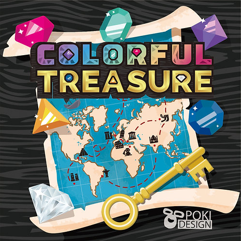 Colorful Treasure EU