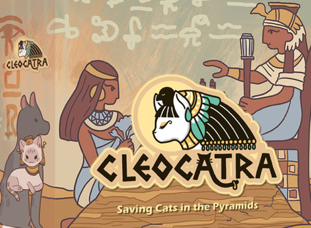 Cleocatra is available for preorder!
