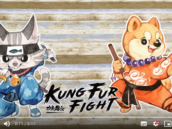 How to play Kung Fur Fight