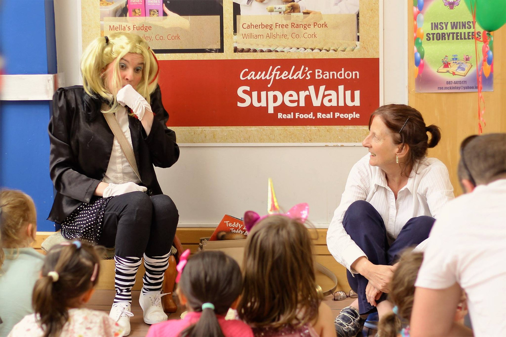 Children's Storytelling