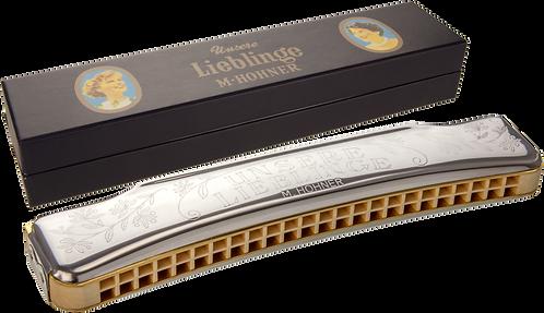 HOHNER Mundharmonika, Unsere Lieblinge 48, C