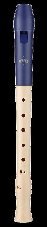 Moeck Flauto 1 Plus bar. Griffweise