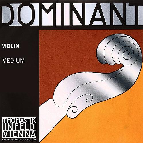 THOMASTIK-INFELD  DOMINANT Violine-Saiten 135 medium, Kugel