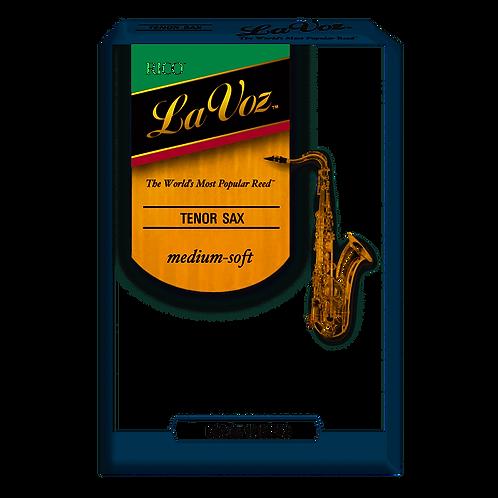 LA VOZ Bb-Tenor Saxophon (div. Stärken)