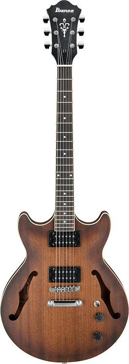 IBANEZ Hollow Body E-Gitarre AM53 Tobacco Flat