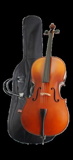 Höfner Violoncello Garnitur AS 185 XC 4/4