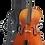 Thumbnail: Höfner Violoncello Garnitur AS 185 XC 4/4