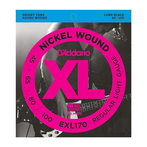 D'Addario EXL170 E-Bass Saiten