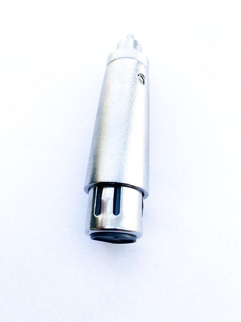 Adapter XLR female / Chinch