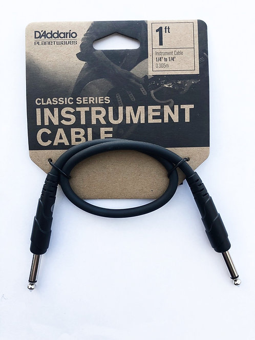 PLANET WAVES Classic Series Patch Kabel, 0,305 m