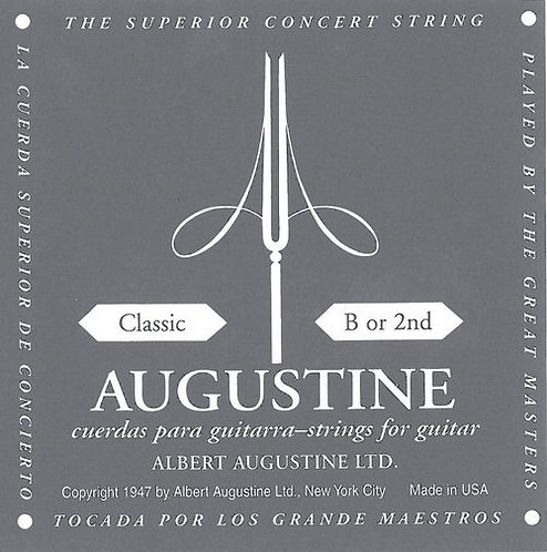 Augustine Klassikgitarrensaiten light tension