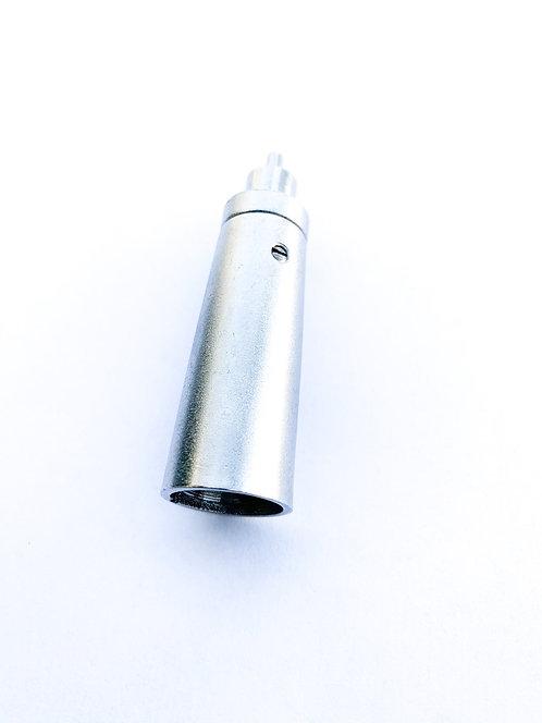 Adapter XLR male / Chinch