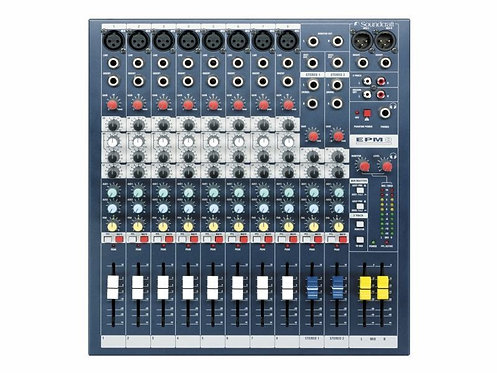 Soundcraft Mixer EPM 8