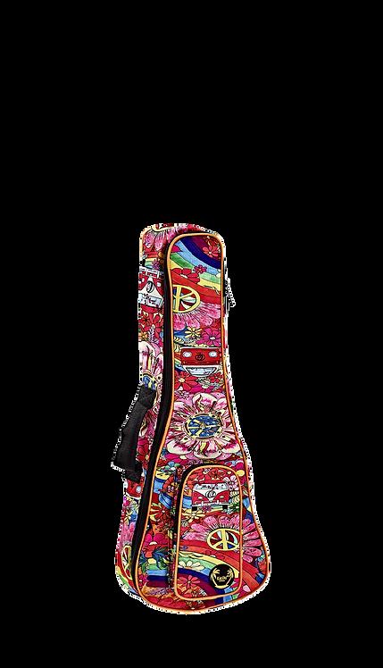KUB-68-TE Ukulele Bag, Peace