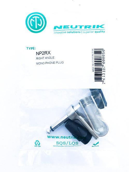 NEUTRIK NP2RX Winkel Monoklinke