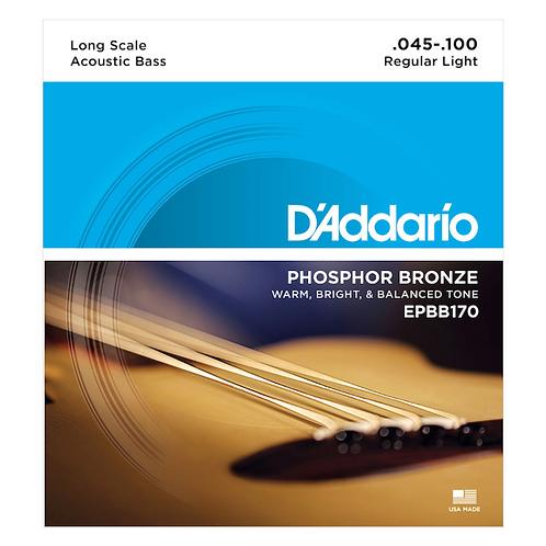 D'AddarioEPBB170 Acoustic Bass Saiten