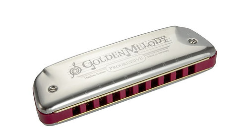 HOHNER Golden Melody, C_Dur