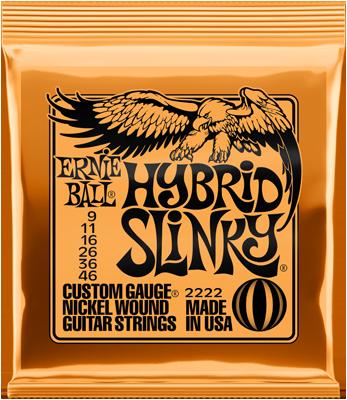 Ernie Ball Slinky Nickel Hybrid
