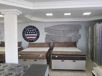 Rede de colchões cria bandeira para alta renda