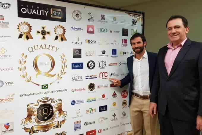 Prêmio Quality Brasil MC Franqueadora