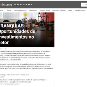 FRANQUIAS: Oportunidades de investimentos no setor