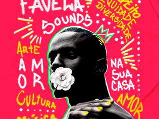 Favela Sounds se apresenta como plataforma de conteúdos para as periferias