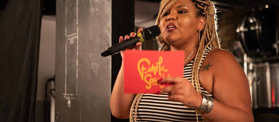 Bud no Favela Sounds invade os intervalos do festival pra falar de cultura urbana