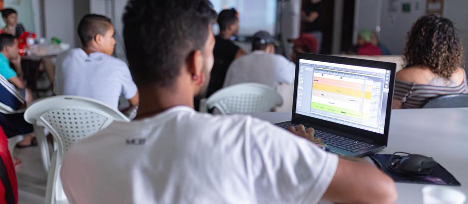 Favela Sounds lança jornada de empreendedorismo criativo para jovens do DF