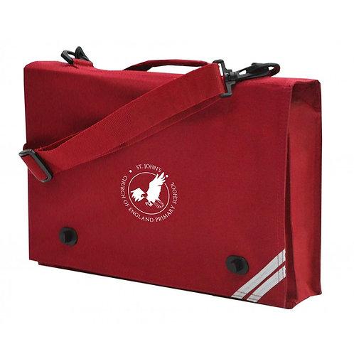 KS2 Red Bookbag