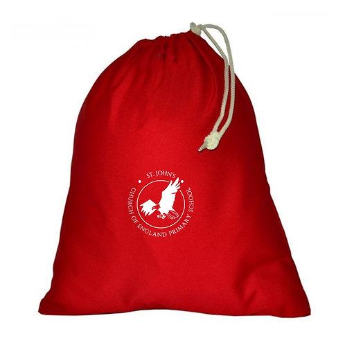 Red Pumpbag