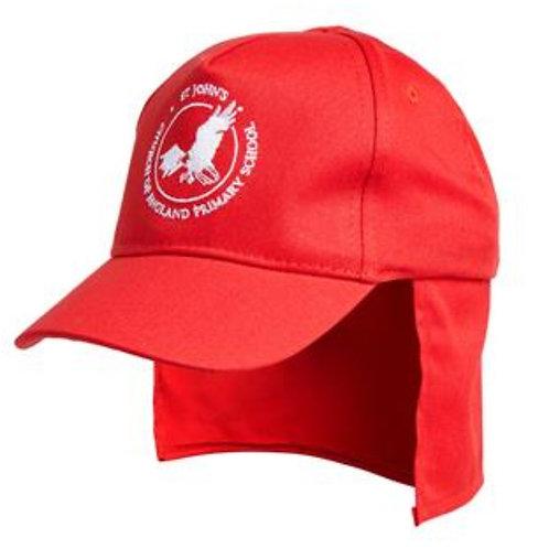 St John's CEP School Uniform - Red Legionnaires Cap