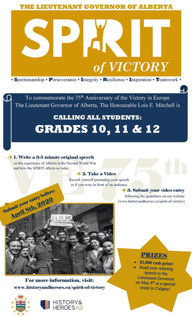 Spirit of Victory School Poster Final