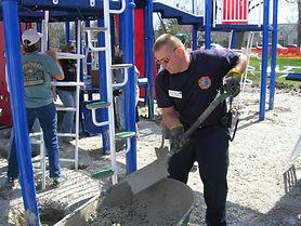 Rocket Park Playground Rebuild