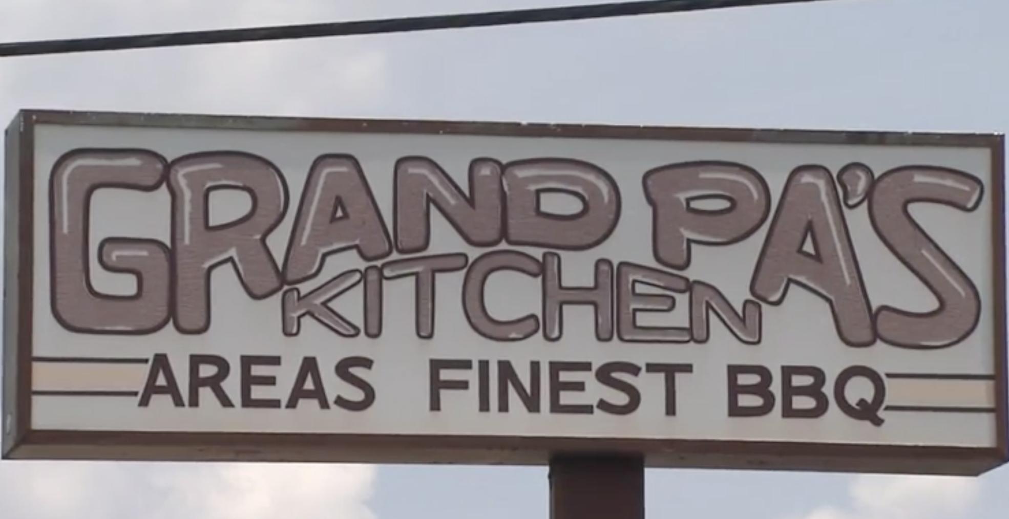 Grandpa's Kitchen