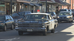 Mayberry Squad Car