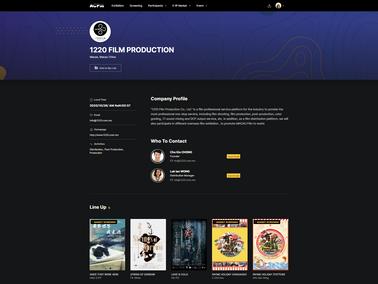 【第二十五屆釜山國際電影節—Asian Contents & Film Market】